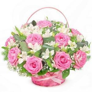 Цветочный салют